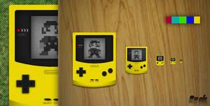 GameBoy. updated
