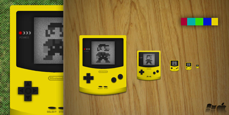 GameBoy. updated by babysnoop03