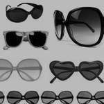 Sunglasses Brushes