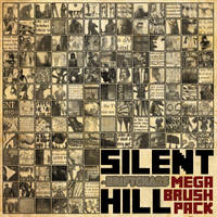 Silent Hill Mega Brush Pack [2013]