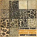 Leopard Print Brush Pack [2013]
