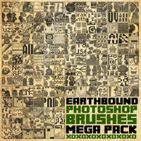 Earthbound Mega Brush Pack [2013]