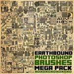 Earthbound Mega Brush Pack [2013]