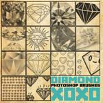 Diamond Brush Pack [2013]