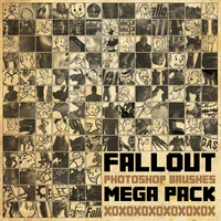 Fallout Mega Brush Pack [2013]
