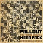 Fallout Mega Brush Pack [2013]