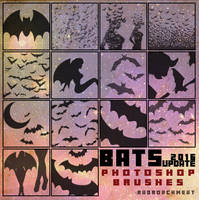 Bat Brush Pack [2016 Update]