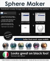 Free Sphere maker V1 by Giallo86