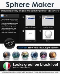 Free Sphere maker V1