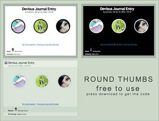 Free Round Thumbs