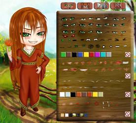 fandom Gromyko dress up game by FreyaInverse