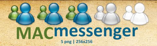 Mac Messenger by RicardoLuis