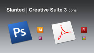 Slanted Creative Suite 3