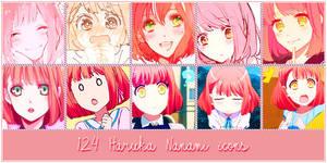Icon Pack: UtaPri: Haruka Nanami