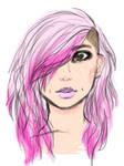 bri hair (gif)