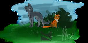 Warrior Cat Challenge- Day 1