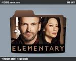 Elementary Folder ICON