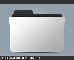 Folder ICON Template PSD by kasbandi