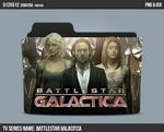 Battlestar Galactica Folder ICON