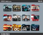 TV Series Folder ICON Pack 6