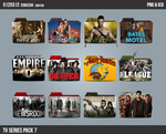 TV Series Folder ICON Pack 7