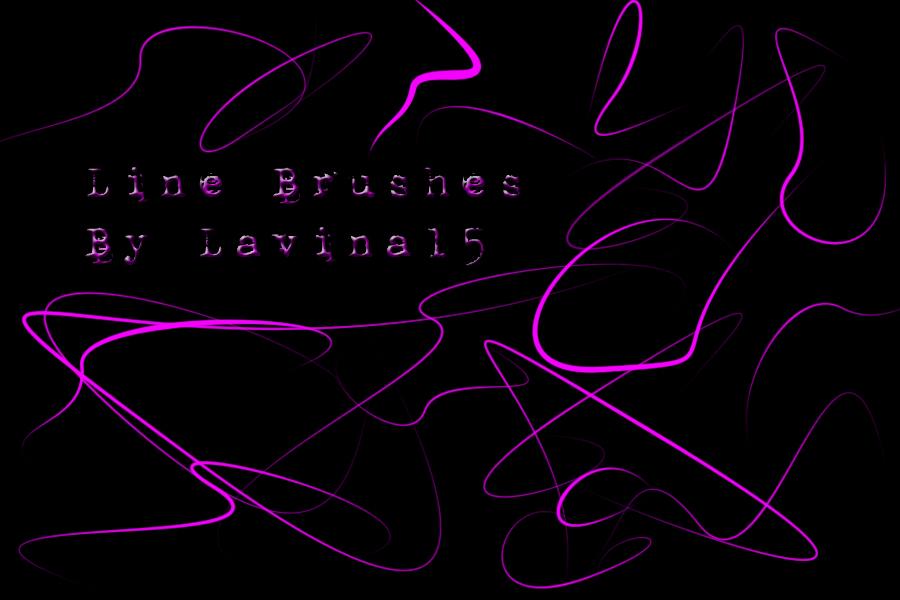 .:Line Brushes:.