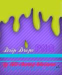 Drip Drops PNG