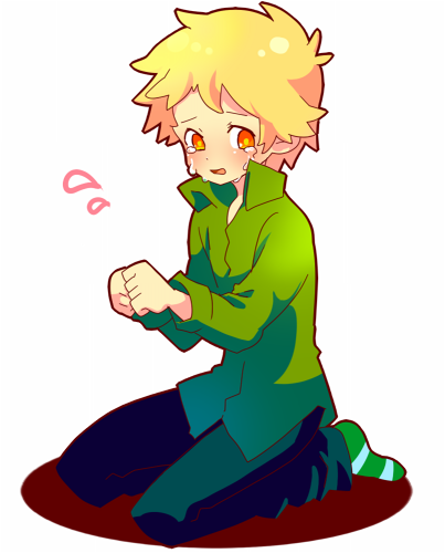 Love Notes - Tweek Tweak x Reader by izzyflame on DeviantArt