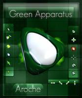 Green Aparatus by aroche