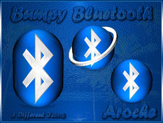 Bumpy Bluetooth by aroche
