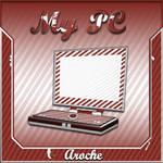 Stripes 'My PC'