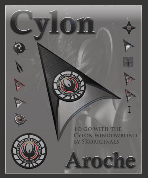 Cylon by aroche