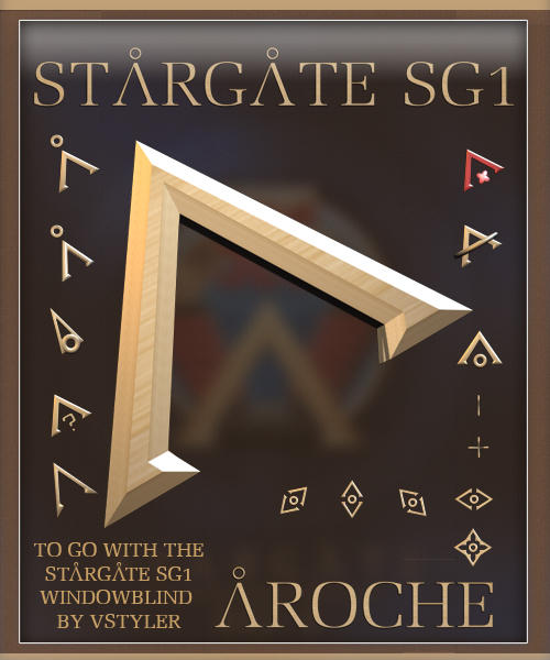 Stargate SG1 by aroche