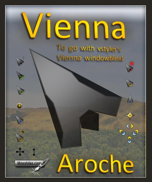 Vienna 3 Rapture Cursors