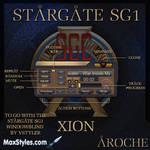 Stargate SG1 for Xion