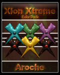 Xion Xtreme Color Pack