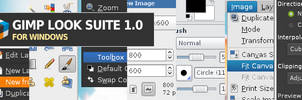 GIMP Look Suite by slybug