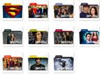 Smallville Folder Icons