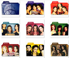 Charmed Folder Icons