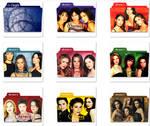 Charmed Folder Icons