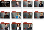 Criminal Minds Folder Icons