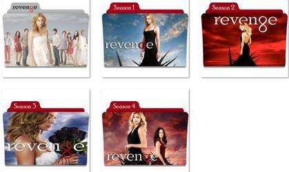 Revenge Folder Icons by nellanel