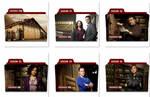 Warehouse 13 Folder Icons