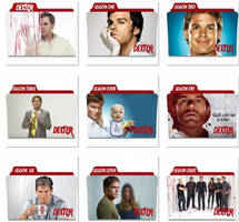 Dexter Folder Icons by nellanel