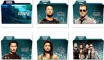 Hawaii Five-O Folder icons