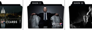 House Of Cards Folder Icons
