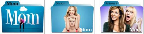 MOM Folder Icons by nellanel
