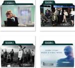 The Newsroom Folder Icons