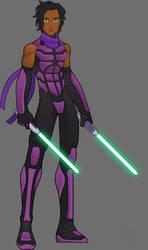 ZONE - Dark Jedi by Remortal