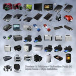 Devices and Printers - Icon PNG Collection Pack #1